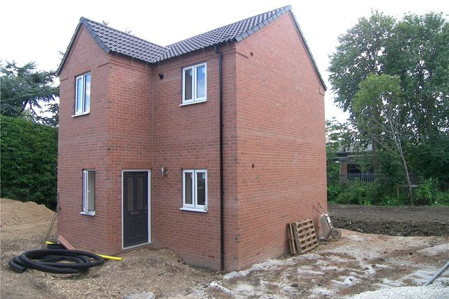 1 bed flat for sale in Plot 1, Peach Street, Heanor