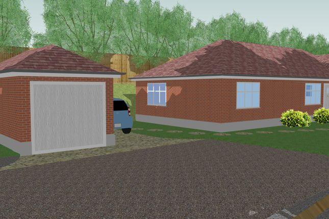 Thumbnail Detached bungalow for sale in Ashtree Close, Felixstowe