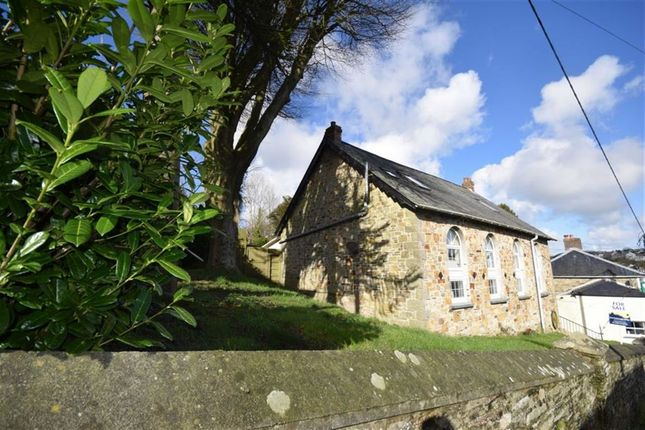 Thumbnail Detached house for sale in Chapel Street, Camelford, Cornwall