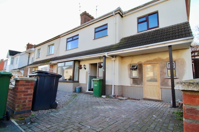 Thumbnail Detached house to rent in Alexandra Road, Peterborough