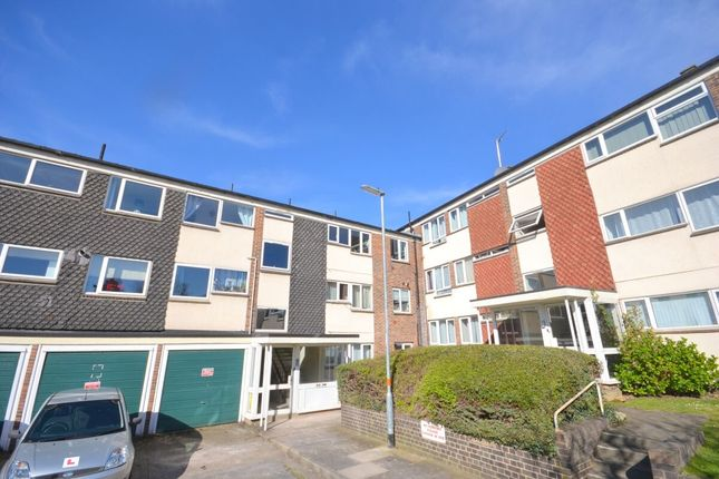 Thumbnail Flat to rent in Cliftonville Court, Abington, Northampton