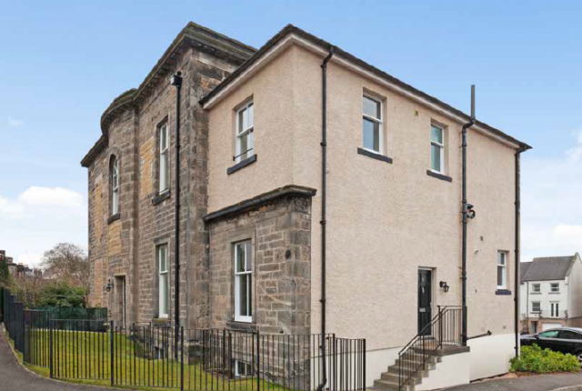 Thumbnail Property for sale in 3 Priory House, Edgar Street, Dunfermline