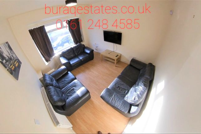 Thumbnail Town house to rent in Longford Place, 7 Bed, Victoria Park, Manchester