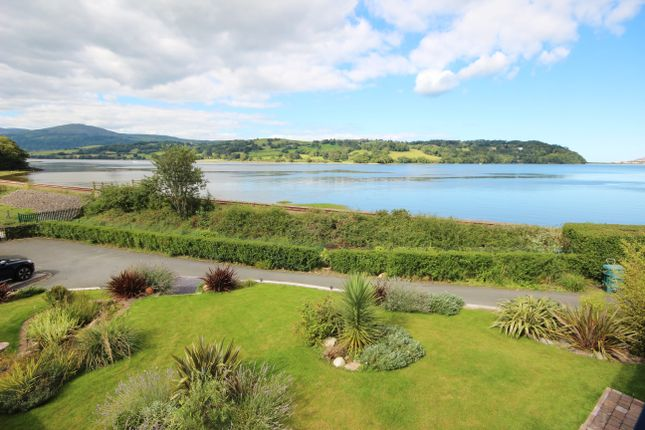 Thumbnail Detached house for sale in West End, Glan Conwy