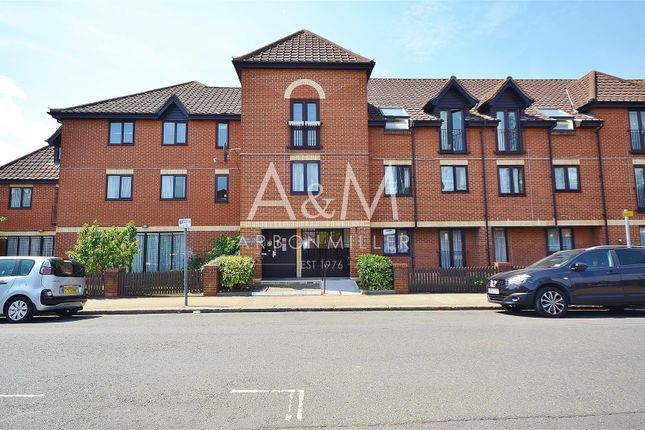 Thumbnail Flat for sale in Golding Court, Riverdene Road, Ilford