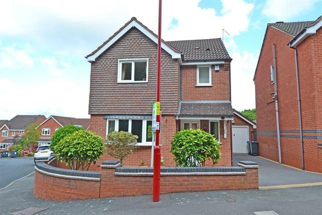 Thumbnail Detached house for sale in Eachway Lane, Rednal, Birmingham