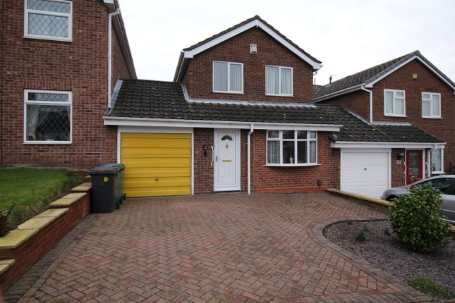 Thumbnail Link-detached house to rent in Gofton, Wilnecote, Tamworth
