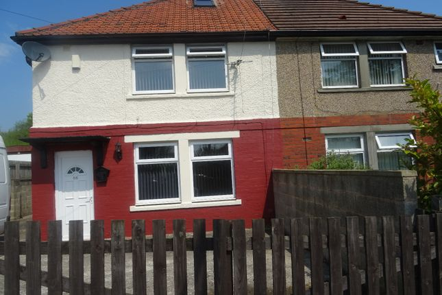 Thumbnail Semi-detached house to rent in Oaks Lane, Bradford, West Yorkshire