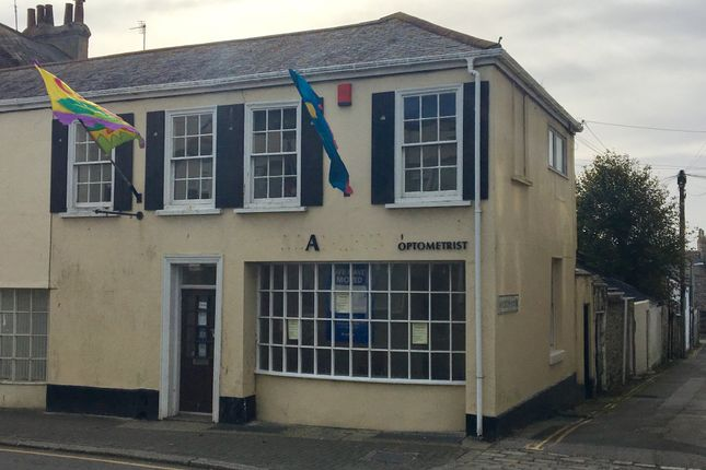 Thumbnail Commercial property for sale in Morrab Road, Penzance