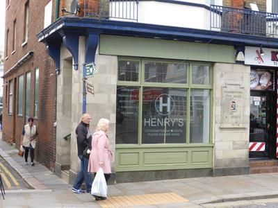 Thumbnail Retail premises for sale in Hig Street, Sheerness, Kent