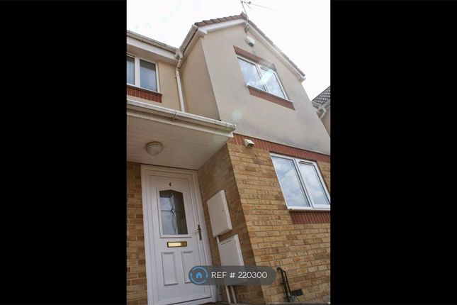 Thumbnail Terraced house to rent in Hill View, Bristol
