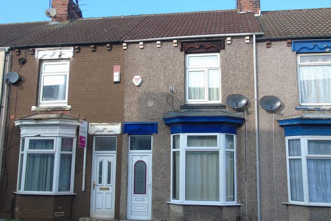 Thumbnail Terraced house to rent in Edward Street, North Ormesby, Middlesbrough