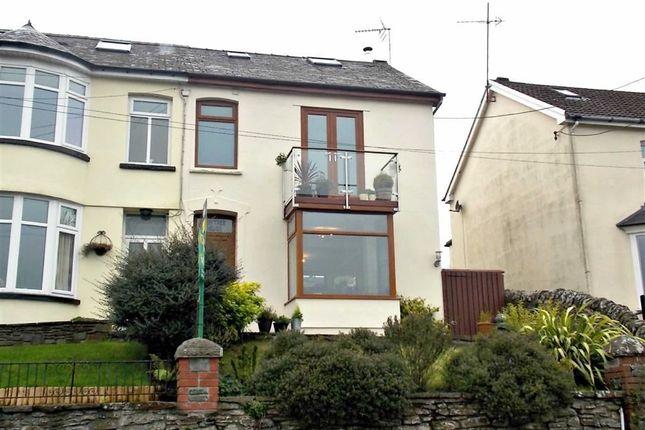 Thumbnail Semi-detached house for sale in Old Ynysybwl Road, Ynysybwl, Pontypridd