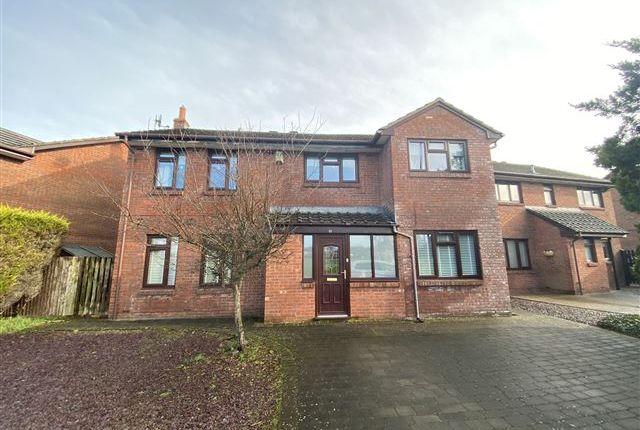 Thumbnail Detached house for sale in Moorville Drive, Carlisle, Cumbria
