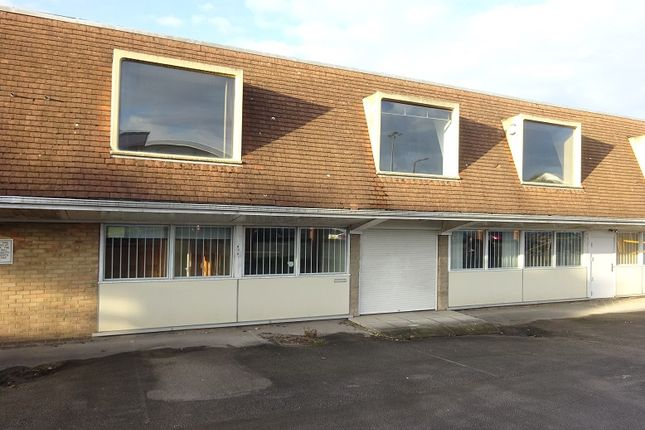 Thumbnail Industrial to let in Fulwood Road North, Huthwaite, Nottinghamshire