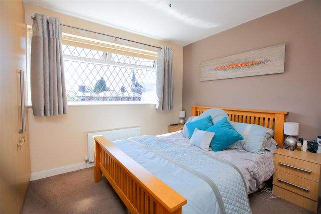 Back Bedroom of Burgess Drive, Failsworth, Manchester M35