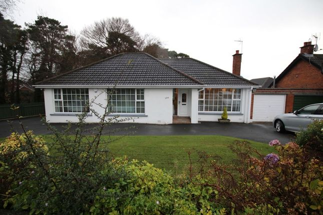 Thumbnail Bungalow for sale in Crawfordsburn Road, Bangor