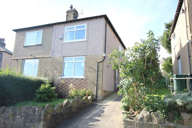 Thumbnail Terraced house to rent in Broomhill Avenue, Keighley