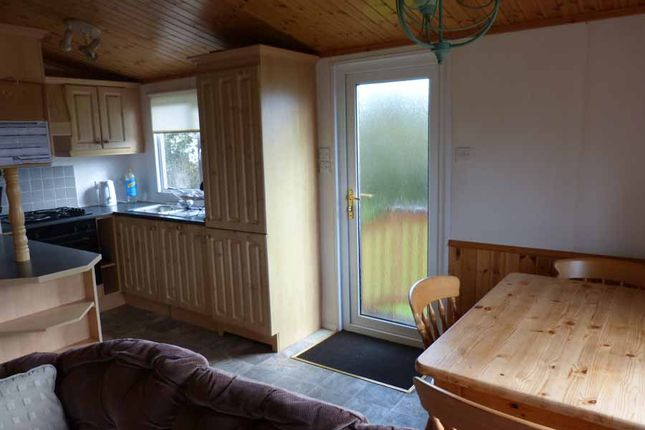 Kitchen-Dining of Gnome World Holiday Park, Indian Queens TR9