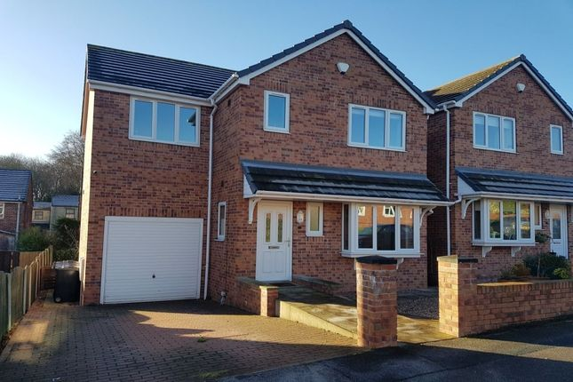 Thumbnail Detached house for sale in Viewlands, Silkstone Common, Barnsley