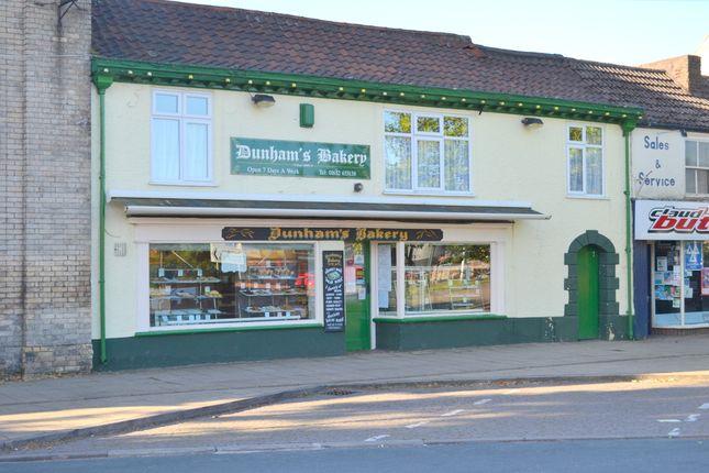 Thumbnail Retail premises for sale in Bridge Street, Brigg North Lincolnshire
