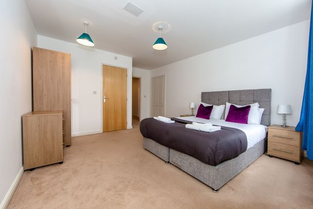 Thumbnail Flat to rent in Circular Road South, Colchester