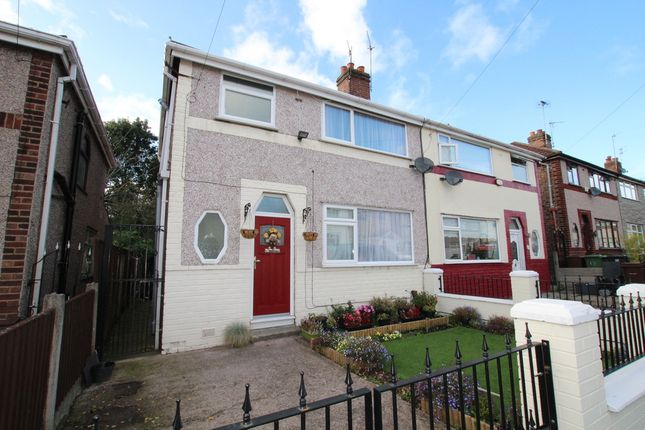 Thumbnail Semi-detached house for sale in Windsor Avenue, Litherland, Liverpool