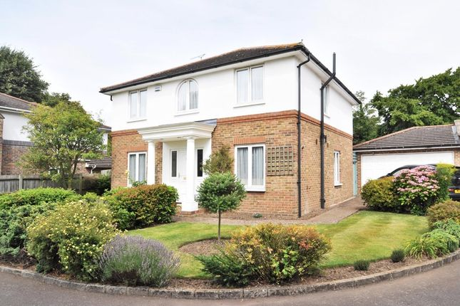 Thumbnail Detached house for sale in Sylvan Walk, Bickley, Bromley