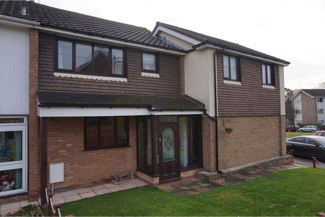 Thumbnail End terrace house for sale in Barlich Way, Redditch