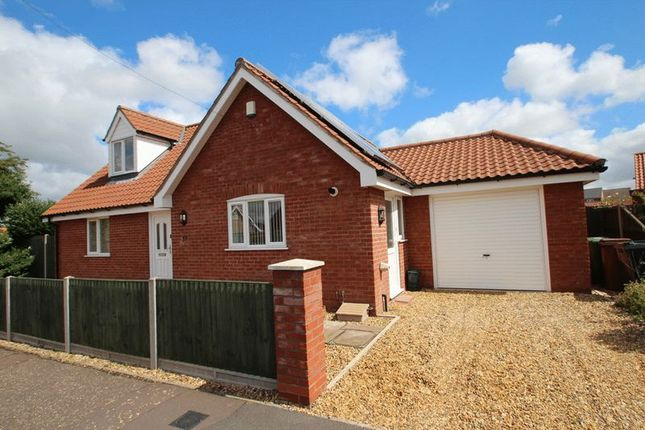 Thumbnail Property for sale in Bramble Avenue, Hellesdon, Norwich