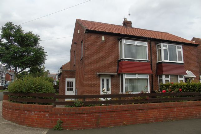Thumbnail Semi-detached house to rent in Nether Riggs, Bedlington