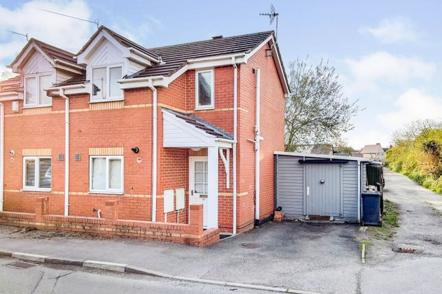 2 bed semi-detached house for sale in Willowbrook Close, Ashby-De-La-Zouch LE65