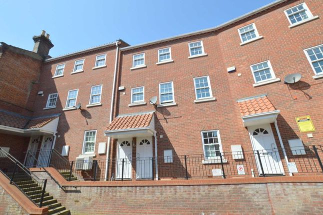 Thumbnail Maisonette for sale in St. Martin At Bale Court, Norwich