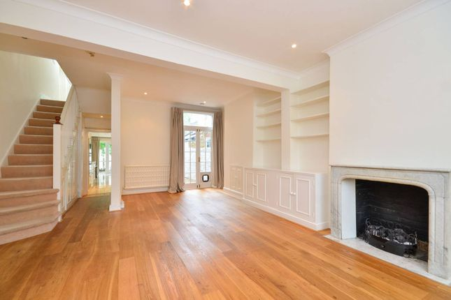 Thumbnail Terraced house to rent in St Dionis Road, Parsons Green