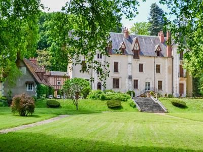 Thumbnail Country house for sale in Issoudun, Indre, France