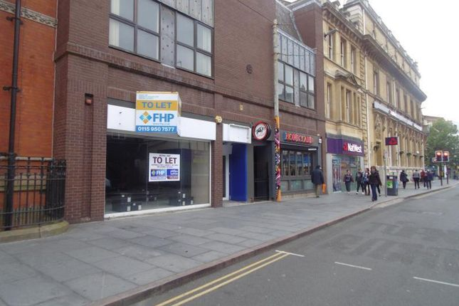 Thumbnail Retail premises to let in 17, Granby Street, Leicester