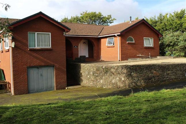 4 bed detached bungalow for sale in Penclawdd Road, Penclawdd, Swansea