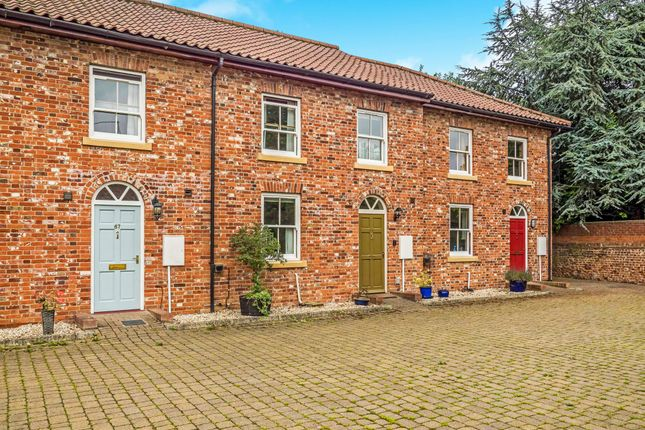 Thumbnail Terraced house for sale in Station Road, Foulsham, Dereham
