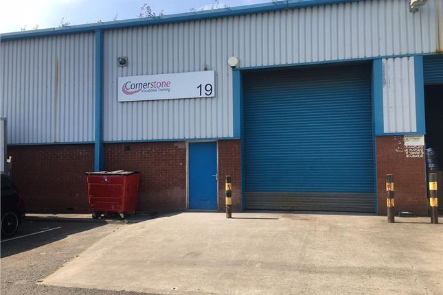 Thumbnail Light industrial to let in Maritime Trade Park, Rimrose Road, Bootle, Merseyside