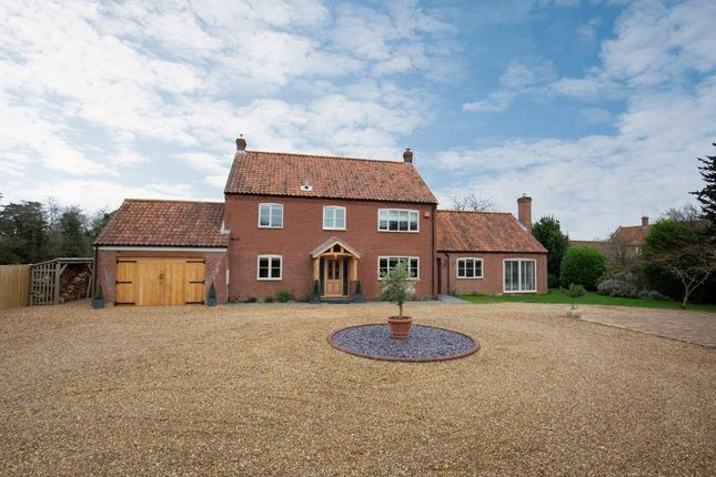 Thumbnail Detached house for sale in Parsons Lane, Stanhoe, King's Lynn