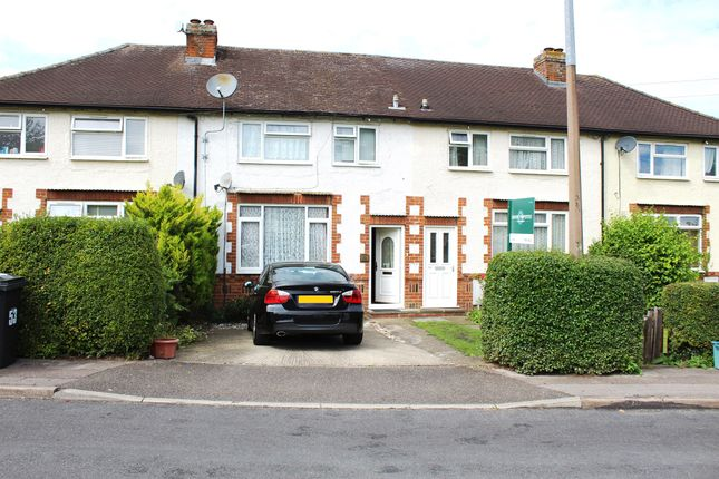 Thumbnail Terraced house for sale in Park Drive, Baldock
