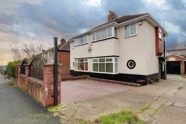 Thumbnail Semi-detached house for sale in Sharrard Grove, Sheffield