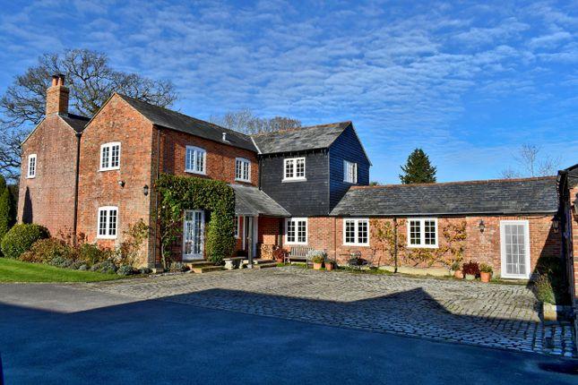 Thumbnail Detached house for sale in Royden Lane, Boldre, Lymington