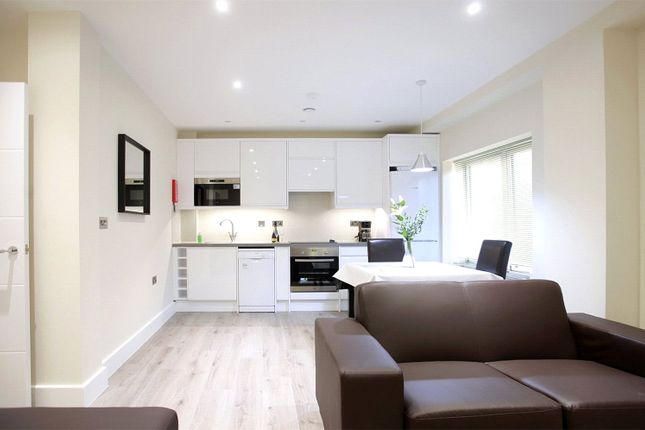 Thumbnail Flat to rent in Jenga Court (Incl All Bills), 356 High Road, Wembley