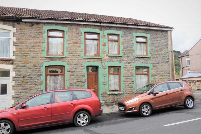 Thumbnail End terrace house for sale in Jones Street, Blaenclydach, Tonypandy
