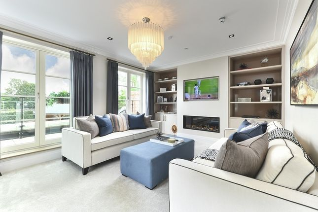 Plot 29 Showhome of Egerton Drive, Old Isleworth TW7