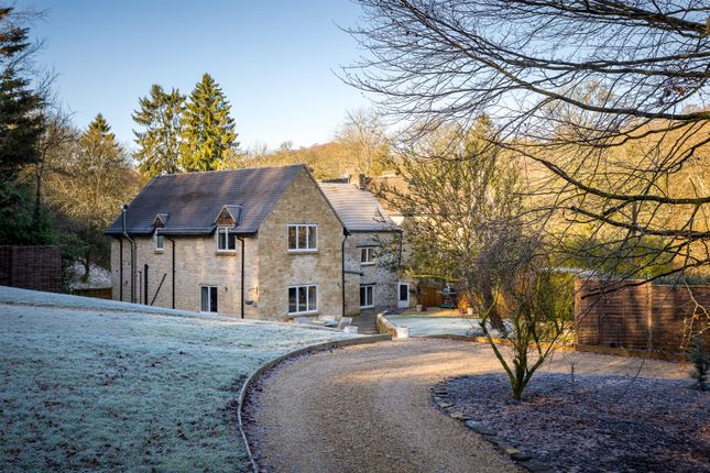 Thumbnail Detached house for sale in Frampton Mansell, Stroud