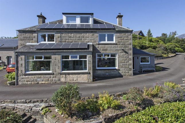 Thumbnail Detached house for sale in Ochtergaen, Lettoch Road, Pitlochry