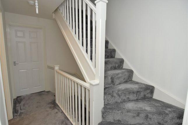 Stairway of Ward Place, Selly Oak, Birmingham B29