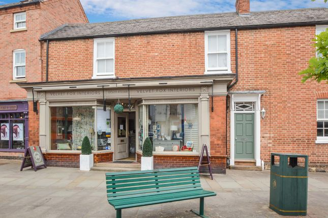 Thumbnail Maisonette for sale in High Street, Quorn, Loughborough